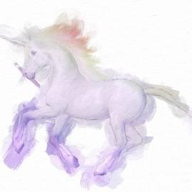 Mary Bassett - Unicorn by Mary Bassett