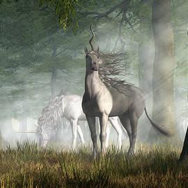 Daniel Eskridge - Unicorn