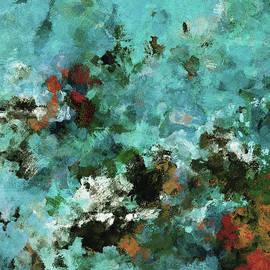 Unique Abstract Art / Landscape Painting - Ayse Deniz