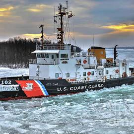 United States Coast Guard Cutter Bristol Bay-3310 by Norris Seward