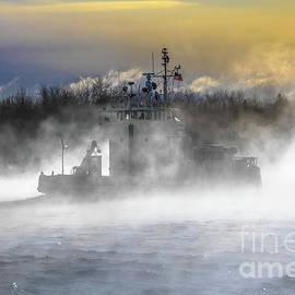 Norris Seward - United States Coast Guard Cutter Buckthorn -2816