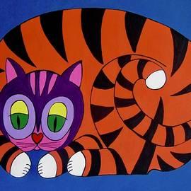Stephanie Moore - Unity Cat No 4