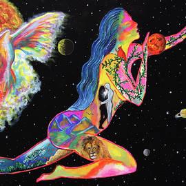 Universal Love by Jacqueline Melendez