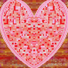 MKatz Brandt - Untitled Heart