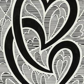 Untitled Hearts - Manuel Bennett