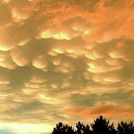 Joe Schanzer - Unusual Mammatus Clouds
