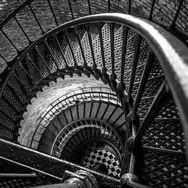 Unwind  - Currituck Lighthouse by David Sutton