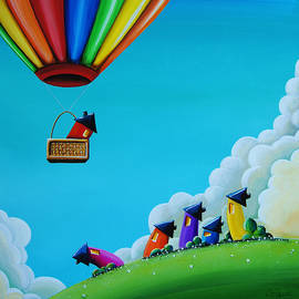Up Up And Away by Cindy Thornton