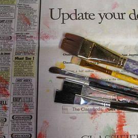 Update Your Decor by Anita Burgermeister