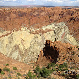 Upheaval Dome by Frank Townsley