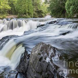 Craig Sterken - Upper Bond Falls in the Upper Peninsula of Michigan