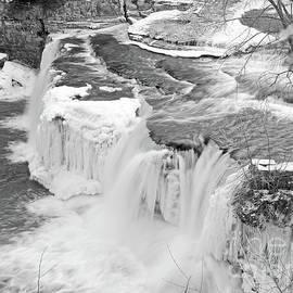 Steve Gass - Upper Cataract Falls, Indiana