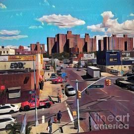 Miriam Danar - Upper Manhattan - Summer