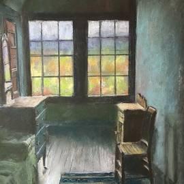 Upper Room at Naumkeag by Judith Scull