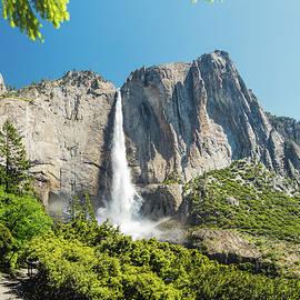 Upper Yosemite Falls by Steven Barrows