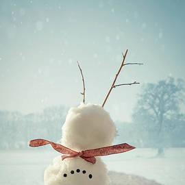 Upside Down Snowman - Amanda Elwell