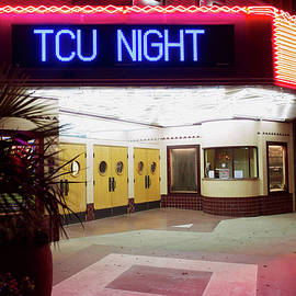 Uptown Theater Horned Frogs Night 031417 by Rospotte Photography