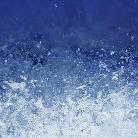 Upwardly Mobile - Blue