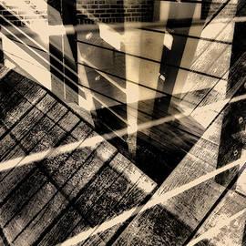 Don Zawadiwsky - Urban Abstract 277
