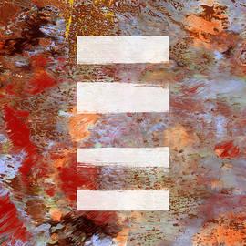 Urban Abstract- Art by Linda Woods - Linda Woods