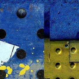 Marlene Burns - Urban Abstracts Seeing Double 86