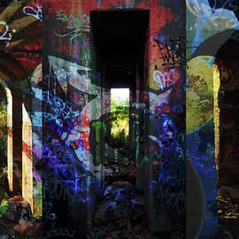 Urban Passages #2 by Anita Burgermeister