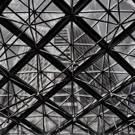 Urban patterns - Sao Paulo  by Carlos Alkmin