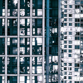 Urban Sprawl Vancouver Grid