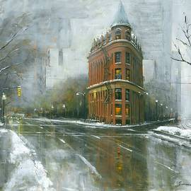 Michael Swanson - Urban Winter