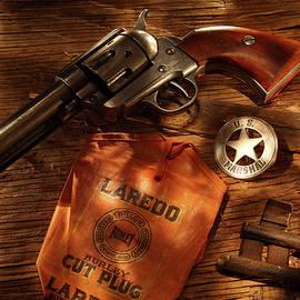 Daniel Alcocer - US Marshal Laredo