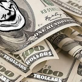 U.S Trollar money by Marco De Mooy