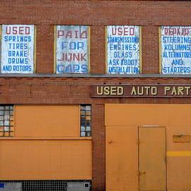 Guntis Lauzums - Used Auto Parts Period Milwaukee
