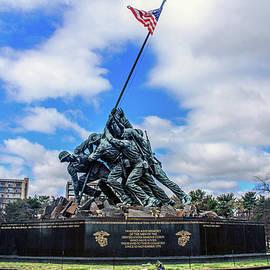 Tommy Anderson - USMC Memorial