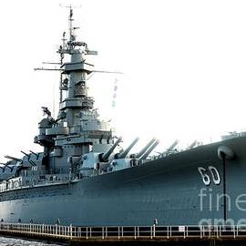USS ALABAMA BB-60 - Baltzgar
