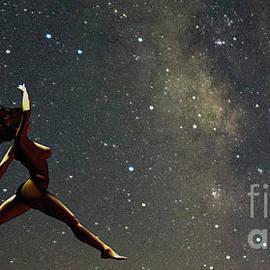 Utah Night Star Dancer by Broken Soldier