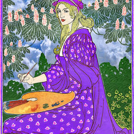 Valentine Princess by John Haldane