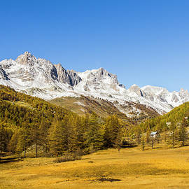 Paul MAURICE - Valley of Claree - French Alps