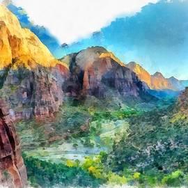 Maciek Froncisz - Valley of Colours.