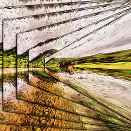 Van Gogh Perspective by Mario Carini