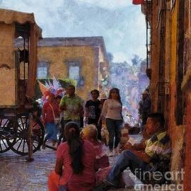 John  Kolenberg - Van Gogh Visits Mexico