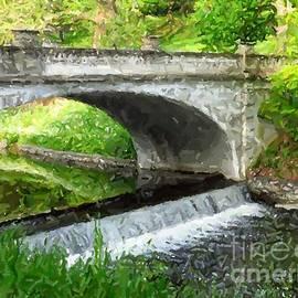 Vanderbilt Bridge by Donna Cavanaugh