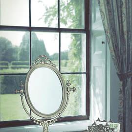 Vanity Mirror In The Window - Amanda Elwell