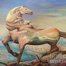 Vardar Horse by Vasko Taskovski