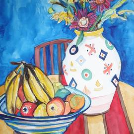Esther Newman-Cohen - Vase and Bowl