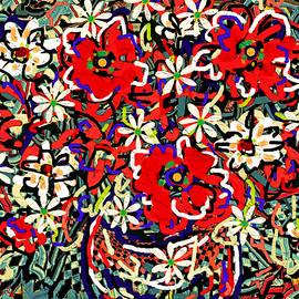 Natalie Holland - Vase of Flowers