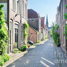 Anastasy Yarmolovich - vDelft old town in Holland