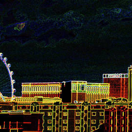 Vegas Baby by Art By ONYX