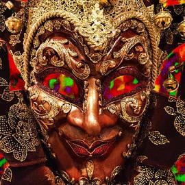 Kasia Bitner - Venetian Mask