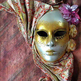 Michelle Meenawong - Venetian Style Mask
