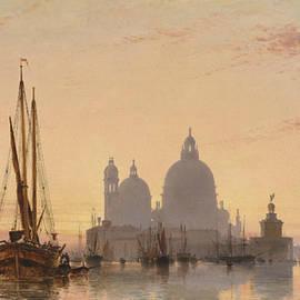 Venice, 1851 - Edward William Cooke